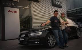 kereta audi inspirasi kejayaan wanita audi a4 dream achievement glory