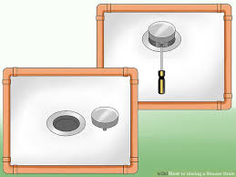 How To Clean A Bathtub Drain 5 Ways To Unclog A Shower Drain Wikihow