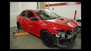 mitsubishi evo 8 red mitsubishi evo x red wrap u0026 graphics by sjsdesign youtube