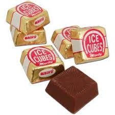 Wrapped Sugar Cubes Metallic Foil Wrapped Chocolates Candywarehouse Com