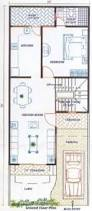 Floor Plans For A Small House House Plan For 20 Feet By 50 Feet Plot Plot Size 111 Square Yards