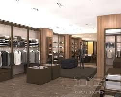 GR Modern Retail Menswear Clothing Shop Interior - Modern boutique interior design