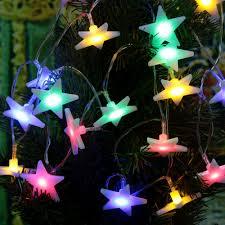 Star Lights String Lights Decorative Lighting