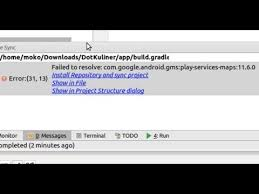 android gms fix android studio failed to resolve android gms play