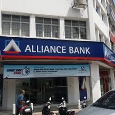 alliance suisse alliance bank berhad bank building societies 1 lorong