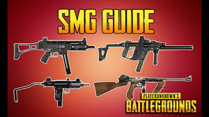 pubg gun stats battlegrounds smg guide pubg gun guide traininggrounds episode 3