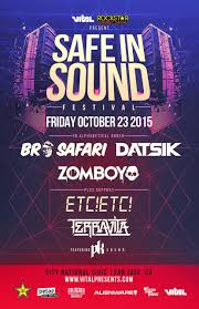 vital events x safe in sound san jose san jose ca tickets