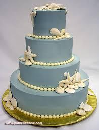 beach themed wedding cakes mellos