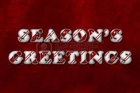 a season s greetings message the words season s greetings in