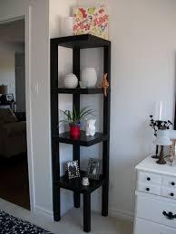 White Bedroom Corner Shelves Corner Bedroom Shelves