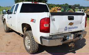 2010 chevrolet silverado 2500hd z71 ext cab pickup truck