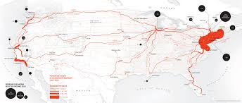 Amtrak Interactive Map by Luxurywhy America Is Betting Big On Bullet Trains Fortune