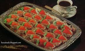 recette de cuisine alg駻ienne moderne la cuisine algérienne halawiyate jazairiya traditionnelles et