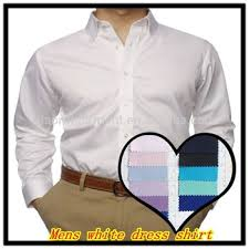 spring long sleeve white office work mens dress shirt wholesale qr
