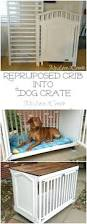 Homemade Dog Beds Plastic Beds For Dog Dog Bed From Old Tv Console Off The Ground