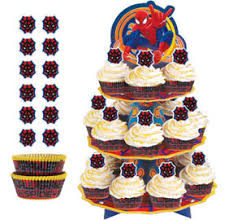 How To Decorate Spiderman Cake Spiderman Cake Supplies Spiderman Cupcake U0026 Cookie Ideas Party