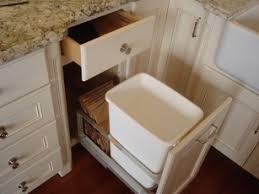Kitchen Accessories Thompson Prices How To Buy Kitchens  Baths - Kitchen cabinet garbage drawer