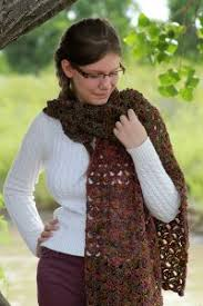 Trellis Scarf New Pattern Tuesday Happily Hooked