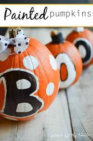 136 best pumpkins painted uncut images on pinterest halloween