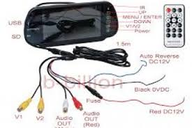 tft lcd color monitor wiring diagram wiring diagram