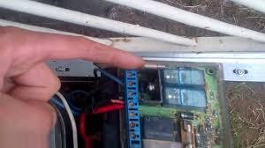 centurion gate motors fault finding d i y