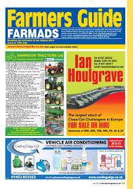 farmers guide classified section july 2013 by farmers guide issuu