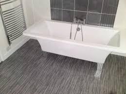 bathroom floor ideas vinyl vinyl plank flooring bathroom