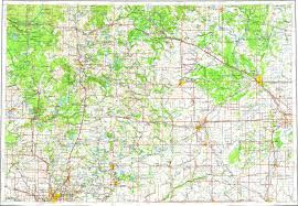 Lake Pleasant Map Download Topographic Map In Area Of Saginaw Township North