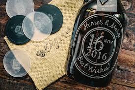 Customized Wedding Gift Wedding Gift Growler Sigil And Growler