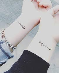 sister wrist tattoos best tattoo ideas gallery