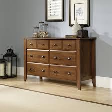Sauder Nightstand Oak Sauder Shoal Creek Oiled Oak Dresser 410287