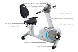 Comfortable Exercise Bike The 9 Best Recumbent Exercise Bikes For Seniors The Home Fit Freak