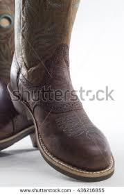 womens cowboy boots cheap canada two tones leather cowboy boots stock photo 2127670