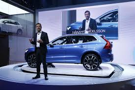 volvo cars volvo is first automaker to offer electric or hybrid only nbc news
