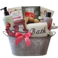 spa basket crabtree spa gift baskets thesweetbonbon