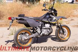 2016 suzuki dr z400sm review supermoto lives