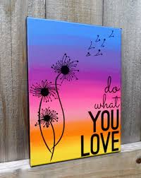 diy canvas painting ideas e canvas art cool and easy wall art ideas you can make on a budget creative arts and crafts ideas for s and teens
