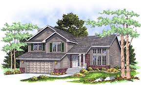 delighful split level house plans plan first floor and more 1