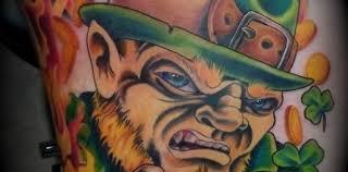 tattoos celebrating saint patrick u0027s day sick tattoos blog and