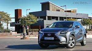 lexus rx segunda mano diesel pruebas lexus nx 2015 noticias coches net