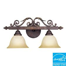bronze and silver light fixtures world imports olympus tradition collection 2 light crackled bronze
