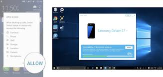 use samsung smart switch back up your galaxy phone