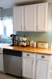 adding crown molding to your kitchen cabinets u2014 weekend craft