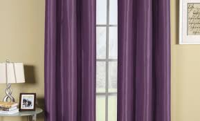Eclipse Blackout Curtains Walmart Thankfulness Fitted Blinds Tags Roman Curtains Walmart Purple