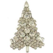 swarovski tree pin ebay