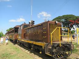 rusty train time warped trinidad cuba schmidty little scribblings
