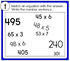 free multiplication worksheets edhelper com