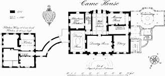 winterborne came british history online floor plans classic