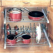 kitchen cabinet organizers for pots and pans kitchen cabinet organizers for pots and pans base pots and pans