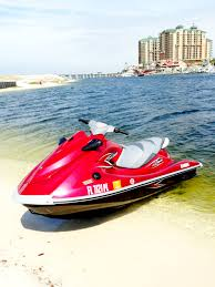 destin fl jet ski rental rules and requirements destin vacation